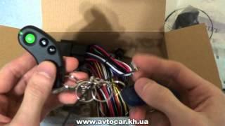 Видеообзор автомобильной сигнализации Sheriff APS-2600