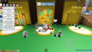[Short] Opening a Silver Egg and Using 9 Royal Jellies   BSS   Roblox