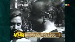 Astor Piazzola y Amelita Baltar - Gracias Por Venir