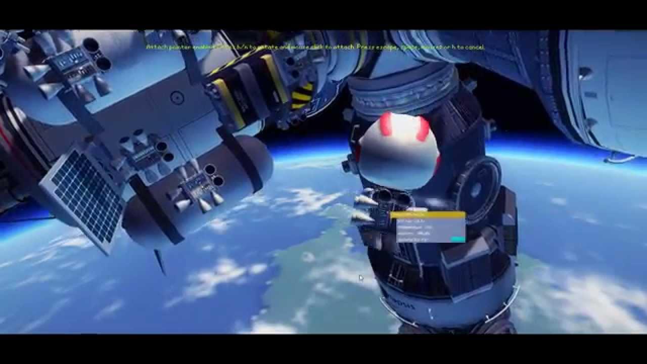 ksp space station mir - photo #32