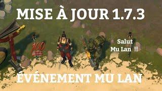 MISE À JOUR 1.7.3 !! ON FAIT L