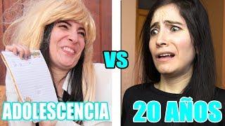 ADOLESCENCIA VS 20 AÑOS | iviiween