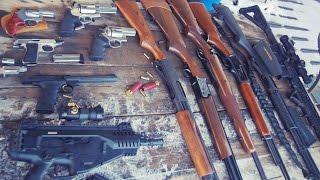 Idaho Airsoft Gun Collection