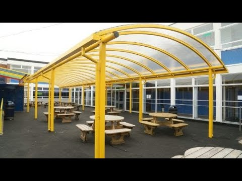 Poynton High School Canopy