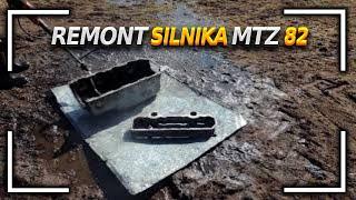 Remont silnika MTZ 82