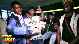 Tana, K2, M1 - #StreetHeat Freestyle | Link Up TV