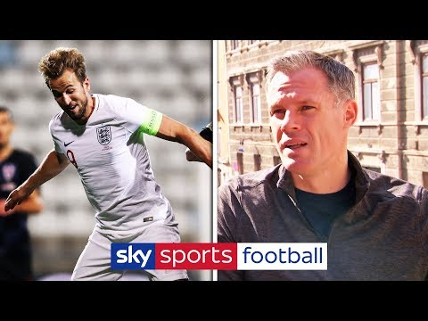 Why can't England perform against big teams? | Jamie Carragher reviews England's draw with Croatia