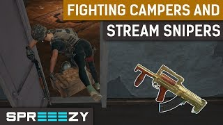 Fighting Stream Snipers and Campers