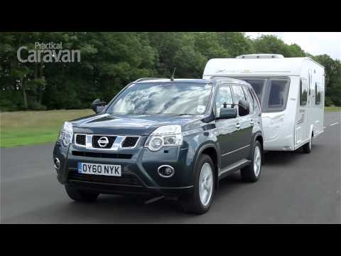 Practical Caravan Nissan X-Trail video review
