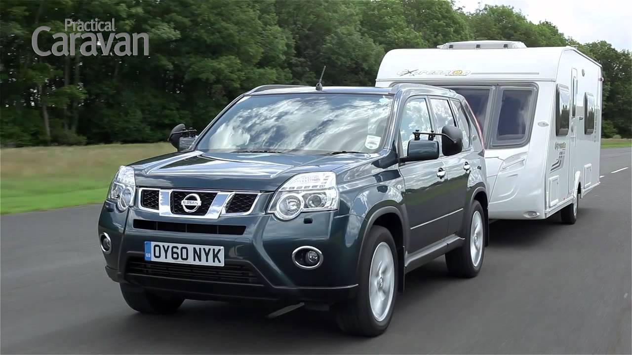 practical caravan nissan x trail review 2012 youtube. Black Bedroom Furniture Sets. Home Design Ideas