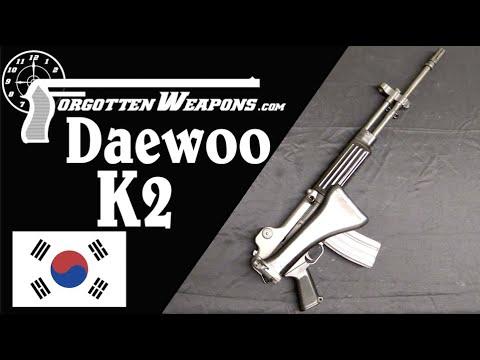 Daewoo K2: The South Korean AK/AR Hybrid