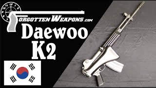 Daewoo K2: The South Korean AK/AR Hybrid