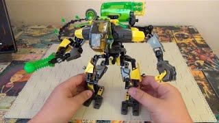 Lego hero factory Evo xl machine 44022 - Лего огляд ''Фабрика героїв''