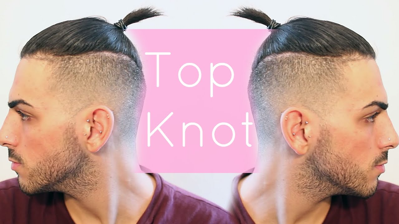 TOP KNOT HAIR DO LIKE ZAYN MALIK