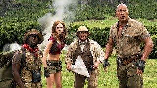 «Джуманджи: Зов джунглей» и самые главные кинопремьеры года