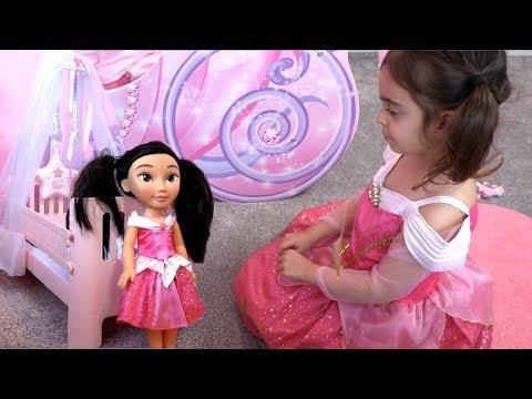 Disney Princess Dresses for my Doll
