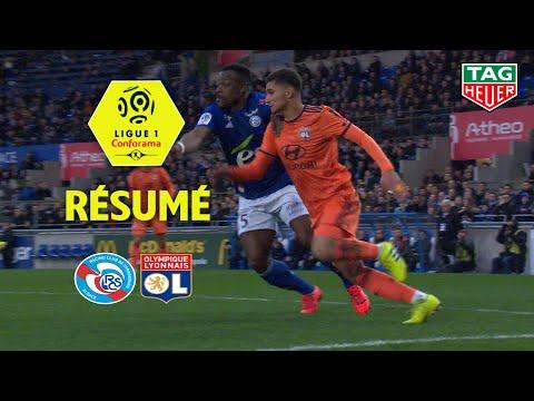 RC Strasbourg Alsace - Olympique Lyonnais ( 2-2 ) - Résumé - (RCSA - OL) / 2018-19