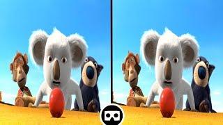 🔴[3D SBS] BEST 3D EFFECTS [#5] - Video for VR BOX & Google Cardboard