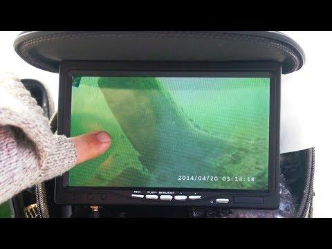 Реальное сравнение подводных камер для рыбалки за 3 т р своими руками с алиэкспресс eyoyo focusfish