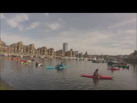 Liverpool Canoe Club Rolling Course September 2019