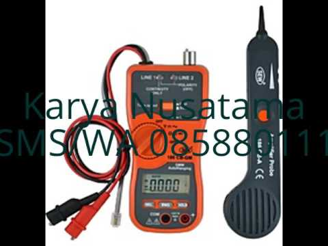 Jual Cable Tester Digital di Jakarta Selatan