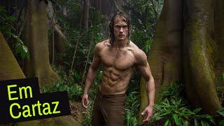 Em Cartaz: A Lenda de Tarzan e outros filmes na selva