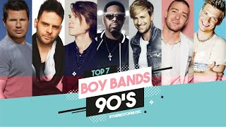 Download lagu Top7 90's Boybands