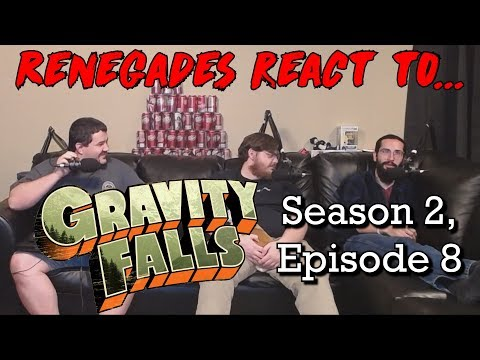 Renegades React to... Gravity Falls - Season 2, Episode 8 - Blendin's Game