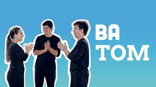 Batom - Jogos de Mãos - Brincadeira Tradicional