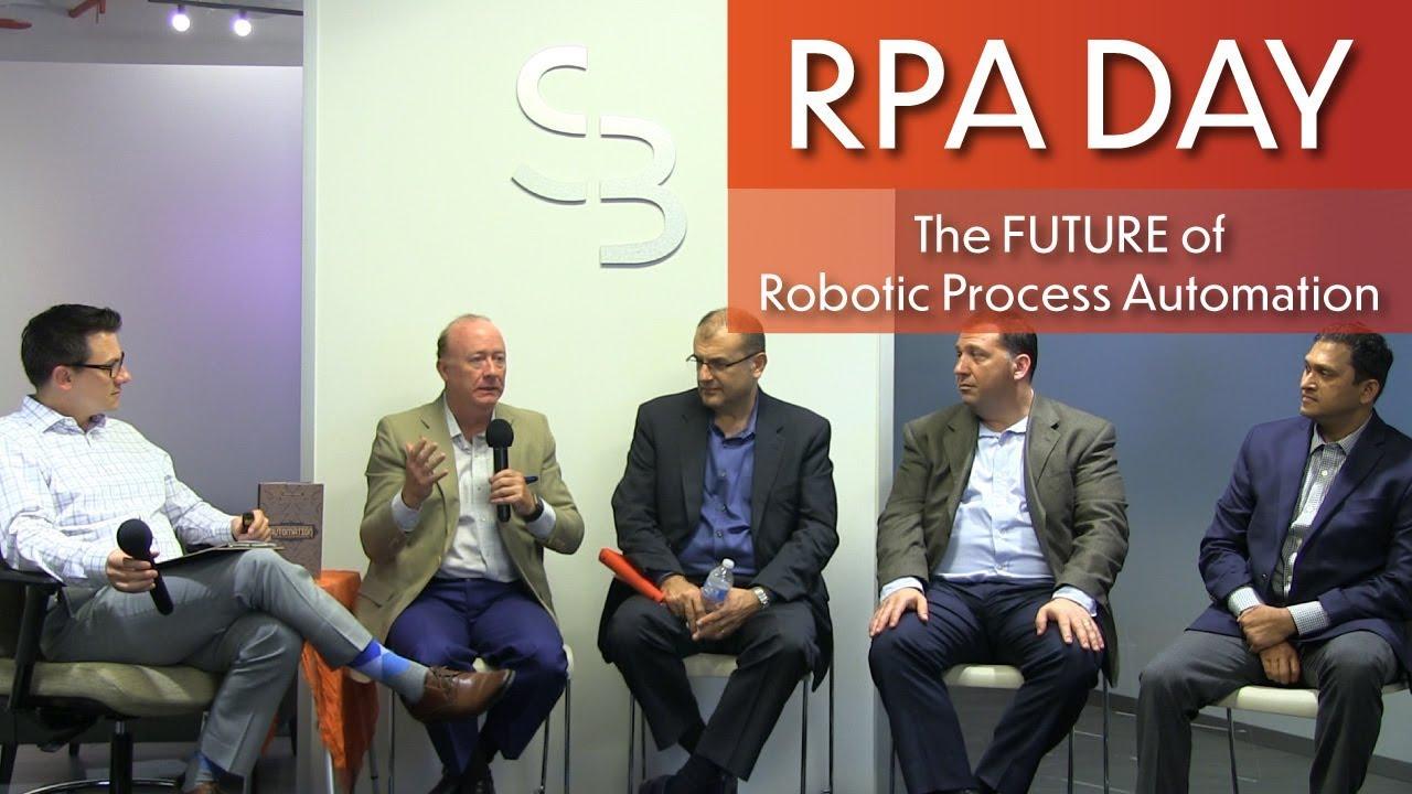 Robotic Process Automation | RPA Services for Beginners - Smartbridge
