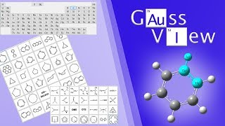 Building Molecules With Gaussview 6