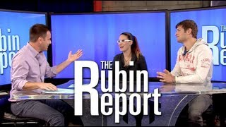 Porn Star Finds God, Hillary Clinton Controversy, McDonald's Pink Slime  | The Rubin Report