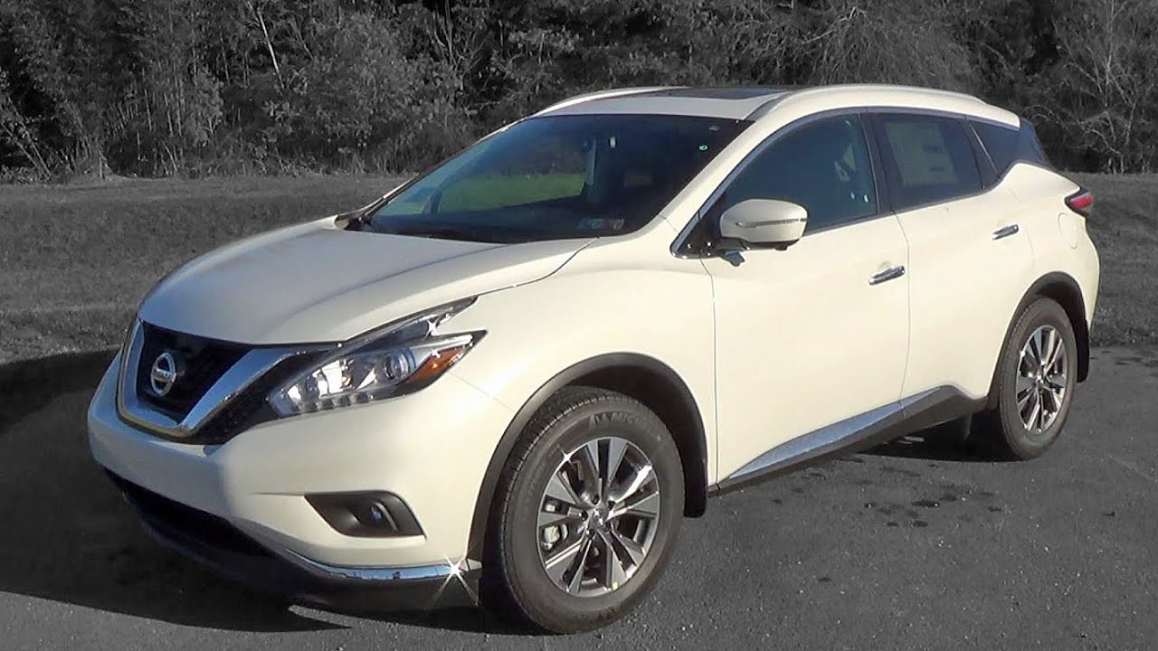 2015 Nissan Murano: Review - YouTube