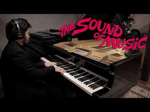 The Sound of Music Medley - Advanced Piano Solo | Leiki Ueda