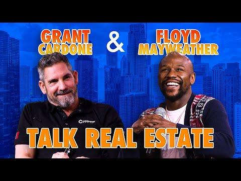 Grant Cardone & Floyd Mayweather talk Real Estate