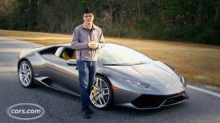 Lamborghini Huracan LP610-4 2014 Videos