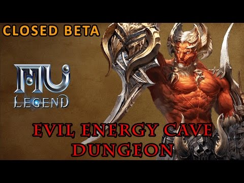 [Mu Legend] Closed Beta | Review | Dungeon: Evil Energy Cave