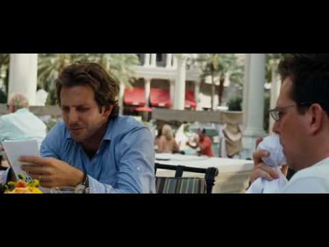 "The Hangover - ""Not at the table Carlos Extended Clip"""