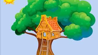 Буктрейлер по книге Котенок Дымка или тайна домика на дереве, Холли Вебб
