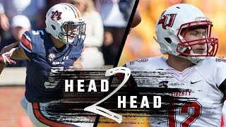 Head to Head: Auburn vs. Liberty