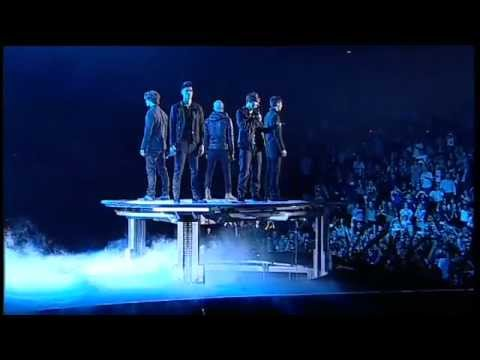 The Wanted - Warzone - Jingle Bell Ball 2011