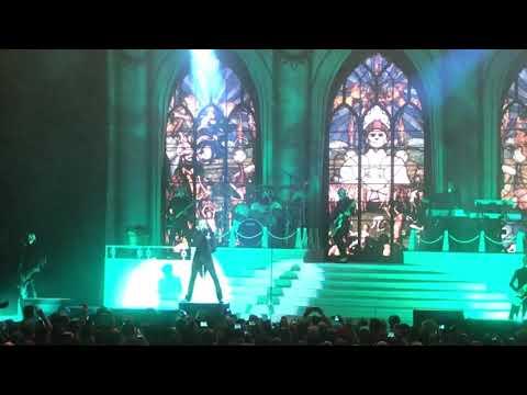 Ghost Ashes/Rats Live @MMRbq BB&T Pavilion Camden NJ 5/19/18