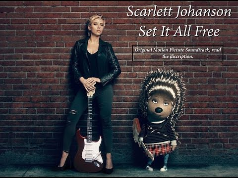 [] Scarlett Johansson - Set It All Free Official [] (Song Edited because of copyright claims)
