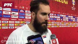 Košarka - SP: Srbija - Argentina 87:97, izjava Raduljice nakon meča