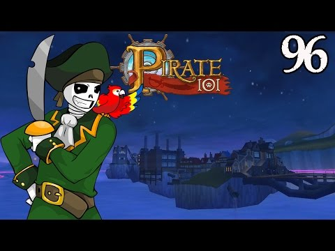 "Pirate101 Walkthrough: ""Central Core Dungeon"" - Ep 96"