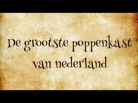 De grootste poppenkast van Nederland! Het land van Taratonis in Mystiek Theater