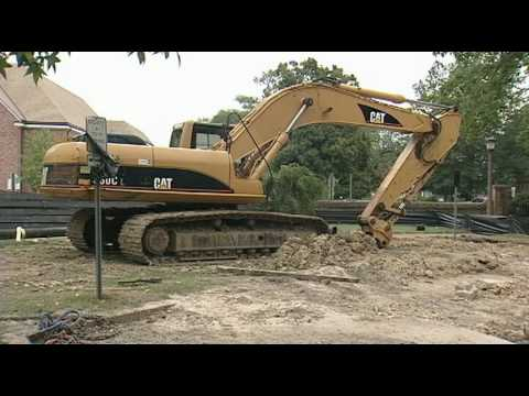 Human remains found at William & Mary construction site