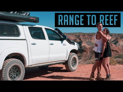 Where The Range Meets The Reef - Exploring The Cape Range National Park