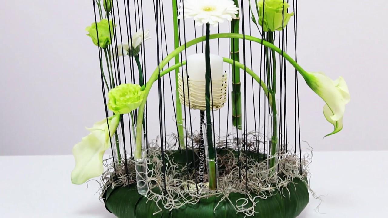 How To Aranjament Floral Castigator Al Concursului Flower Design