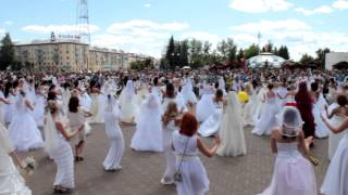 Марафон невест в Ижевске 2013